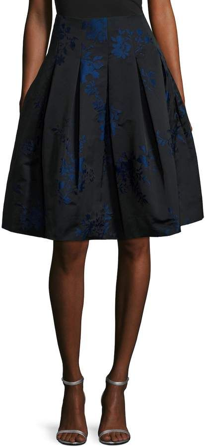 Oscar de la Renta Women's Embroidered Full Midi Skirt. Midi skirt fashions. I'm an affiliate marketer. When you click on a link or buy from the retailer, I earn a commission.