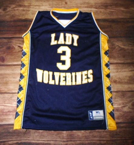 Have a look at this custom uniform designed by Lady Wolverines Basketball and created at Kimmel Athletic Supply in Spokane, WA! http://www.garbathletics.com/blog/lady-wolverines-basketball-custom-uniform/ Create your own custom uniforms at www.garbathletics.com!