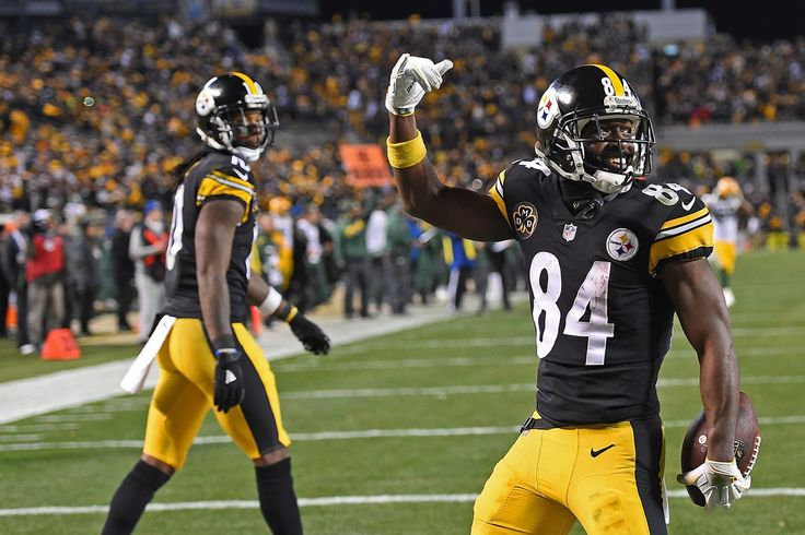 Steelers vs. Bengals 2017: Time, TV schedule for 'Monday Night Football'