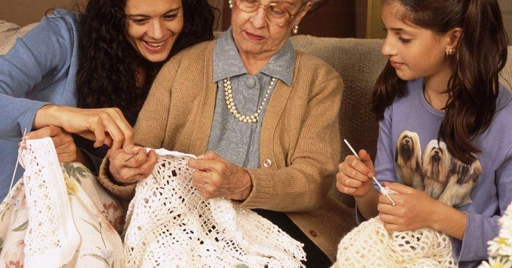 Como determinar o desing de gráficos de crochê japoneses