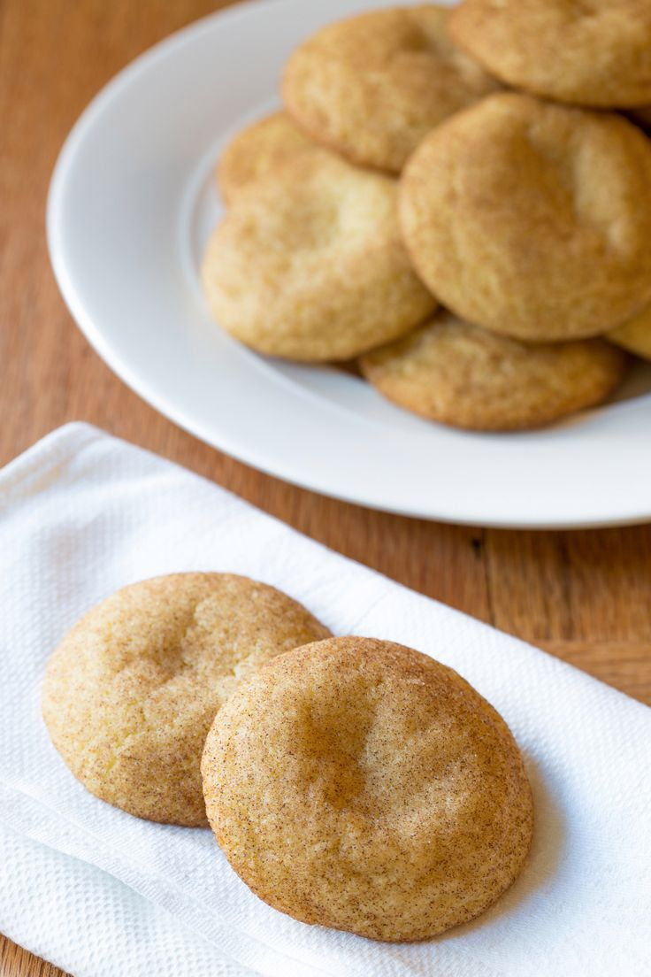 To me, Snickerdoodles are the quintessential Christmas cookie. Nope, they are altogether the quintessential cookie. Not chocolate chip cookies. Not oatmeal. And for heaven's sake, not fussy decorated cookies.