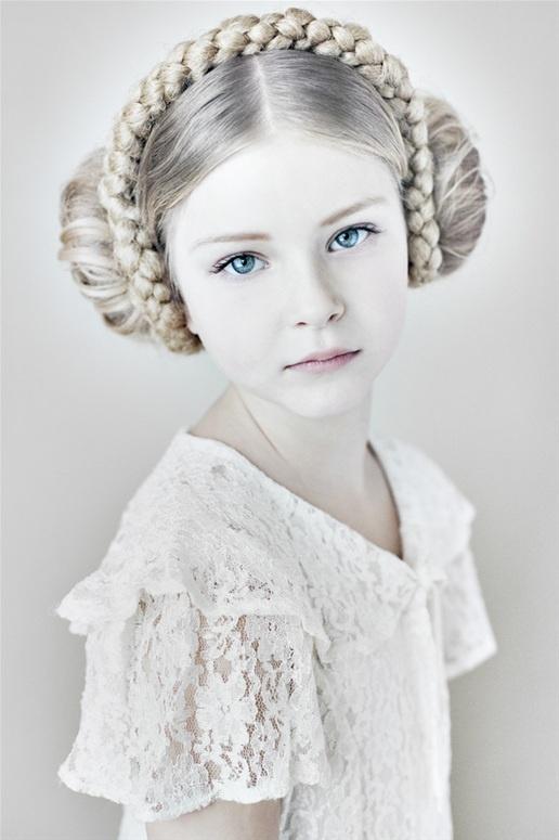 hair princess leia india