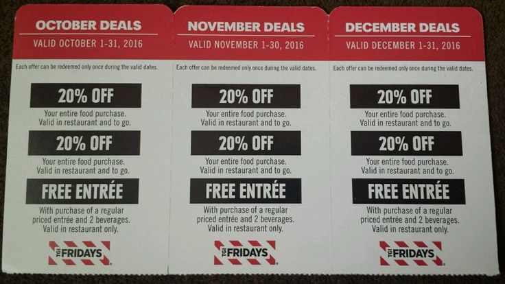 image regarding Tgifridays Printable Coupons referred to as Printable tgi fridays discount coupons : Meanings of alex and ani