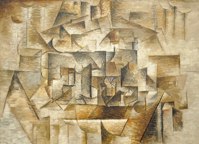 Image result for picasso cubism paintings