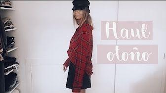 Haul Nueva Temporada Otoño Invierno: Zara, Bershka, Pull&Bear, Primark | Sparks And Colours - YouTube