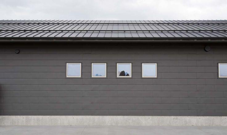 南砺市の家/設計事例/家山真建築研究室