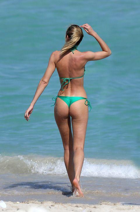 Candice Swanepoel Thong   Candice Swanepoel's Beach Bum   Photo 71   TMZ.com