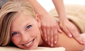 Groupon - $ 49 for 60-Minute Swedish, Deep Tissue, Back or Sports Massage at Massage Spring Spa  ($98 Value) in Massage Spring Spa. Groupon deal price: $49