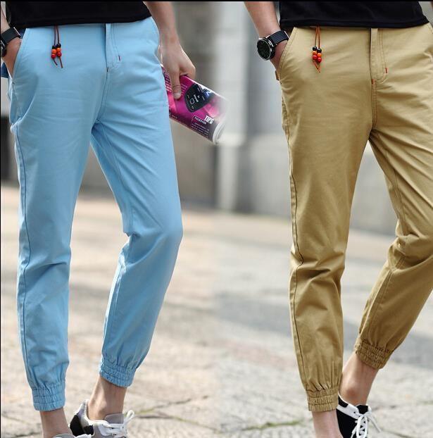Terrific New Fashion 2015 Summer Style Mens Autumn Pants Emoji Joggers Hairstyles For Men Maxibearus