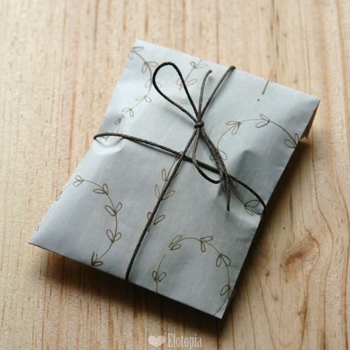 Picture of Small Paper Bags for your Small Gifts