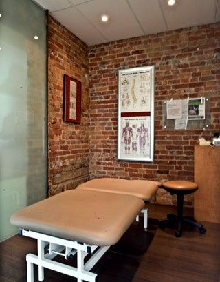 Chiropractic Treatment Room                                                                                                                                                                                 More