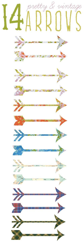 free printable clip art arrows - photo #21
