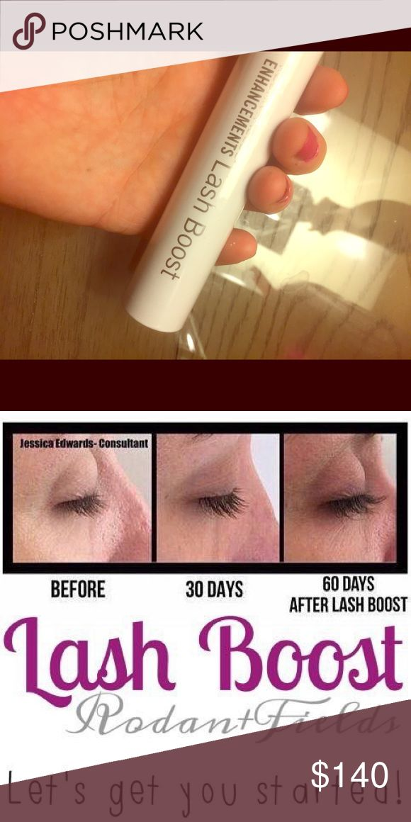 Rodan and fields lash booster! This is an amazing product and I personally got great results. Never opened, not expired and comes with direction! Great deal and much better than competitors rodan and fields Other