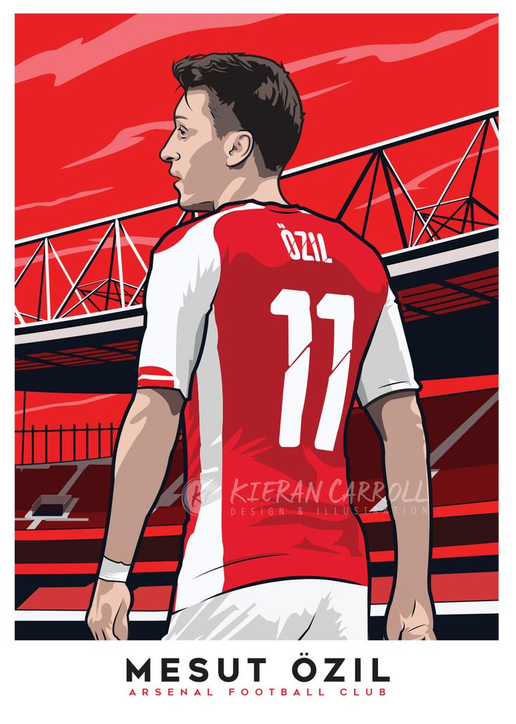 One of the most gifted players in European football, Mesut is the creator in chief in the Arsenal side. His superb eye for a pass is one of his main weapons, as he specialises in finding pockets of space to drift into and orchestrate the play from.
