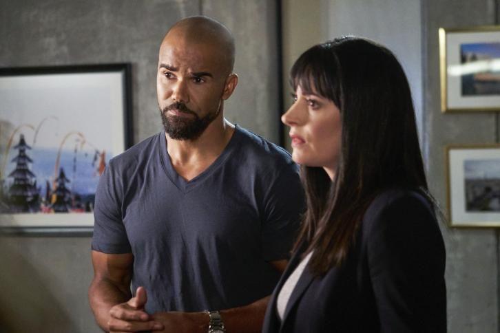 Criminal Minds - Episode 12.22 -  Red Light (Season Finale) - Promotional Photos & Press Release