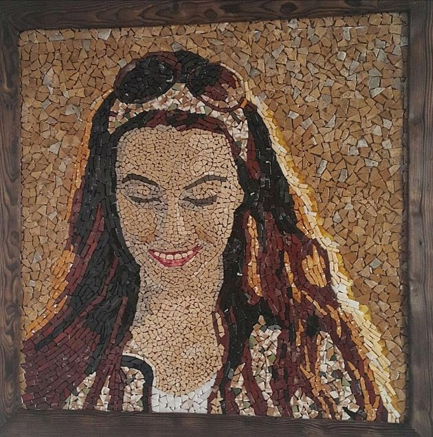 Do you want to see your photograph as mosaic ?ıf yes , please contact us mosaicreativeart@gmail.com