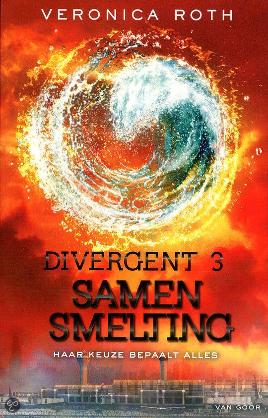 Veronica Roth - Samensmelting