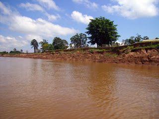 """A VOZ DA SELVA AMAZÔNICA: TRAGÉDIAS DA SELVA AMAZÔNICA Tenho lembranças terríveis de minha terra. Lá a natureza é cruel e mortal e não perdoa bobo. Não se aplica a lei do """"olho por olho, dente por dente"""" na selva amazônica. Ela tem sua própria lei. Ela abriga e mata. Suas águas são traiçoeiras. Correntezas perigosas e imprevisíveis. Águas negras e barrentas, que em dias de tempestades produzem ondas com mais de três metros de alturas. Vira barco. Quebra canoa. Arranca árvore..."""
