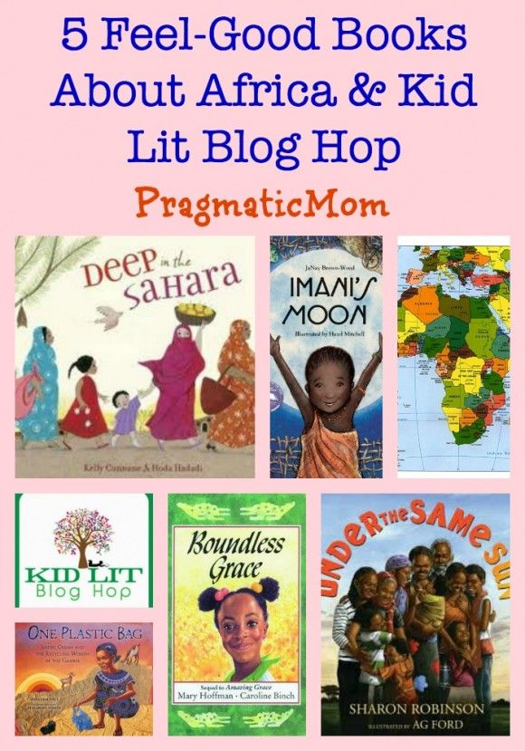 5 Feel-Good Books About Africa :: PragmaticMom