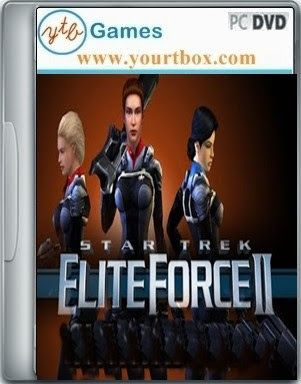 Star Trek Elite Force 2 Game - FREE DOWNLOAD - Free Full Version PC Games and Softwares