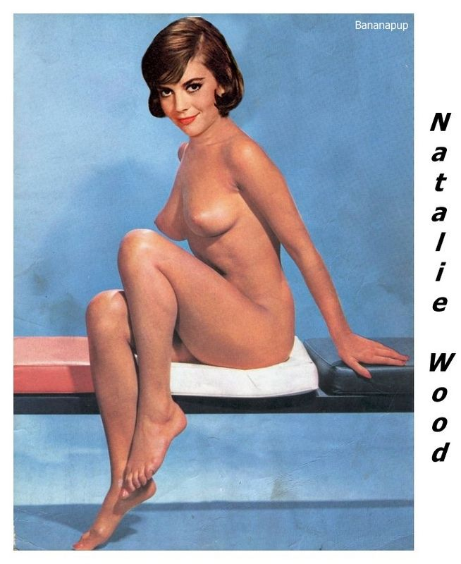 Natalie wood fake porn charming topic