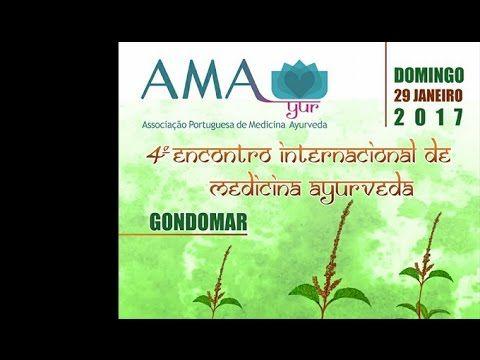 AMAYUR - Encontro Internacional de Medicina Ayurveda 2017