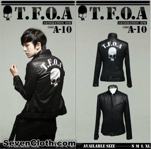 jual jaket crows zero online murah TFOA The Front Of Armament A 10 2