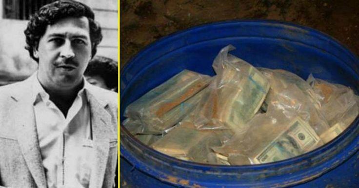 """Era absurda e incalculable la riqueza que llego a poseer el narcotraficante mas recordado de la historia. En los años 80 Colombia estaba envuelta en una lucha entre el gobierno y las autoridades de este país en contra del cartel de Pablo Escobar, el """"Zar de la cocaína""""."""