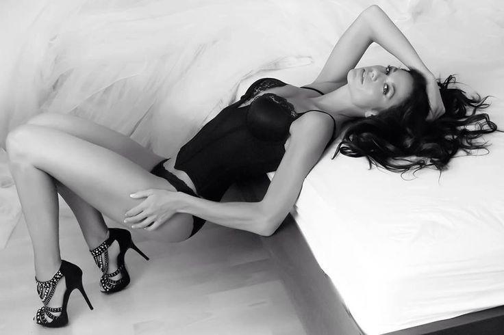 #model #lucieuxova #makeupartist