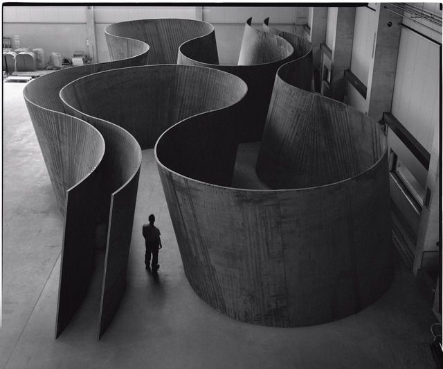 Richard Serra | Inside Out, 2013