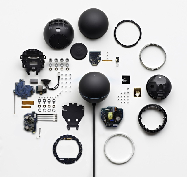 The guts of Nexus Q