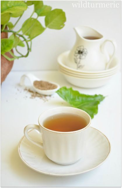 Fenugreek tea recipe for increasing breast milk supply, treating diabetes and for treating hair & skin problems...