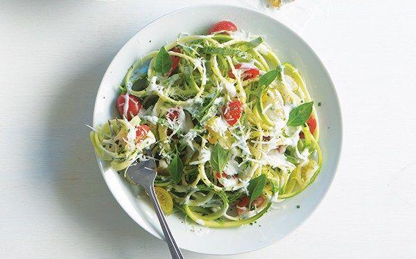 ¡Aprovecha las calabazas que tienes en tu refrigerador! Si no sabes qué cocinar, el espagueti …