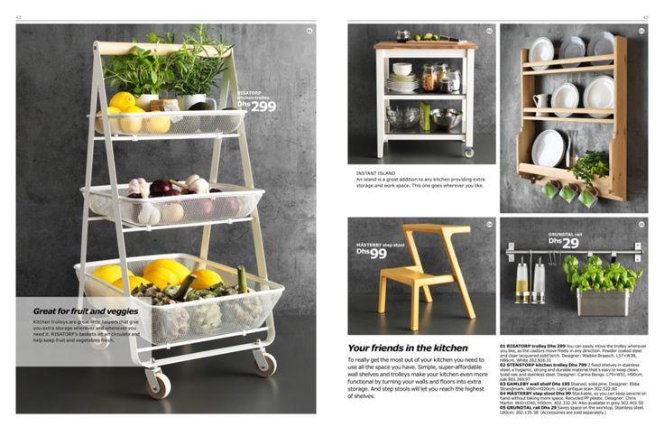 In-store Range Brochure Kitchen METOD 2016