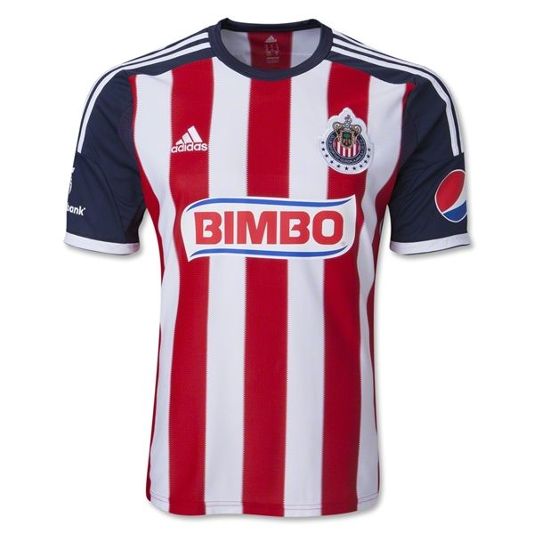 Chivas 13/14 Home Soccer Jersey