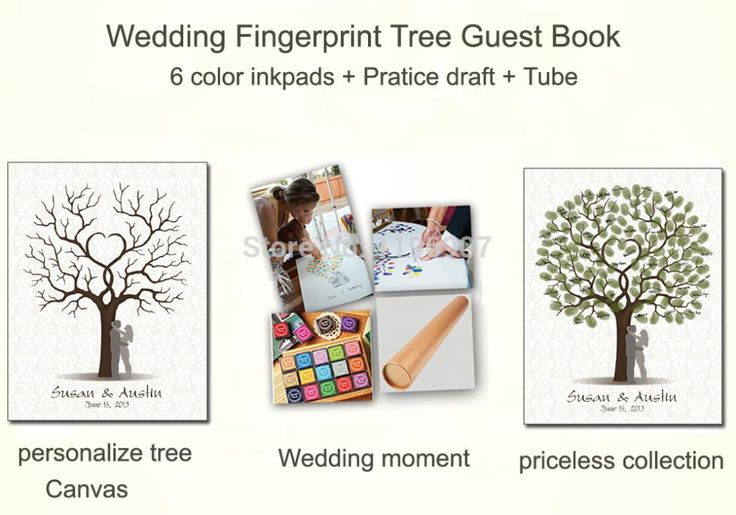 Find More Other Holiday Supplies Information about 40x60CM Customized ThumbprintWedding Fingerprint Tree Guest book Alternative books for livros Wedding Decoration Canvas Prints,High Quality book sale clip art,China alternative player Suppliers, Cheap alternator automobile from Chic On A Mission on Aliexpress.com
