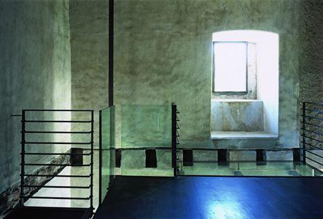 MMM Messner Mountain Museum Firmian - Picture gallery, Bolzano, 2006 - Werner Tscholl, Architekt