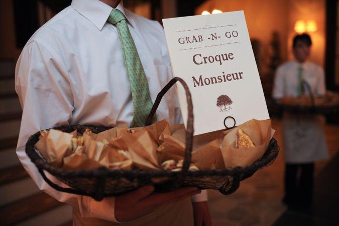 "Croque Monsieur at Pippin Hill. SÅÅÅ coolt som ""nattamat""! Serveringen fin!!"