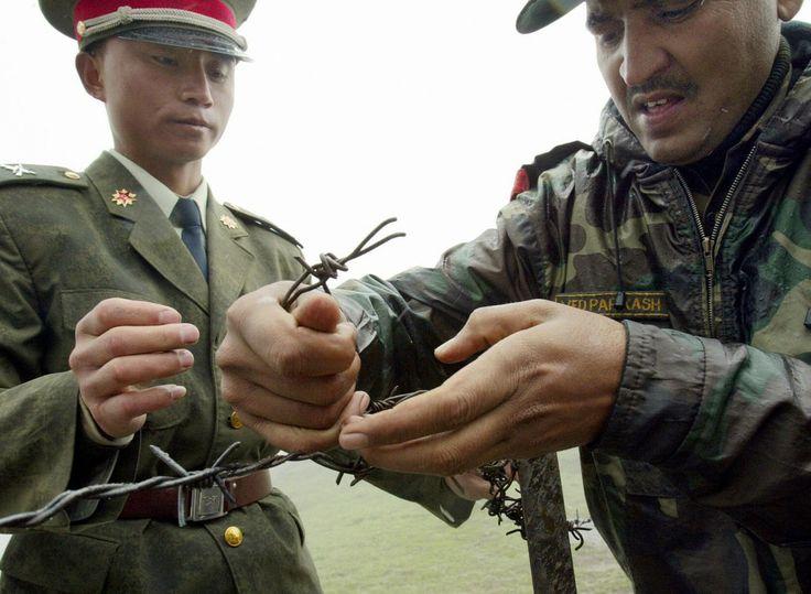 Exército indiano posicionará 50 mil soldados na fronteira com China | #BatalhãoEspecial, #China, #Defesa, #Exército, #Fronteira, #Índia, #VenusUpadhayaya