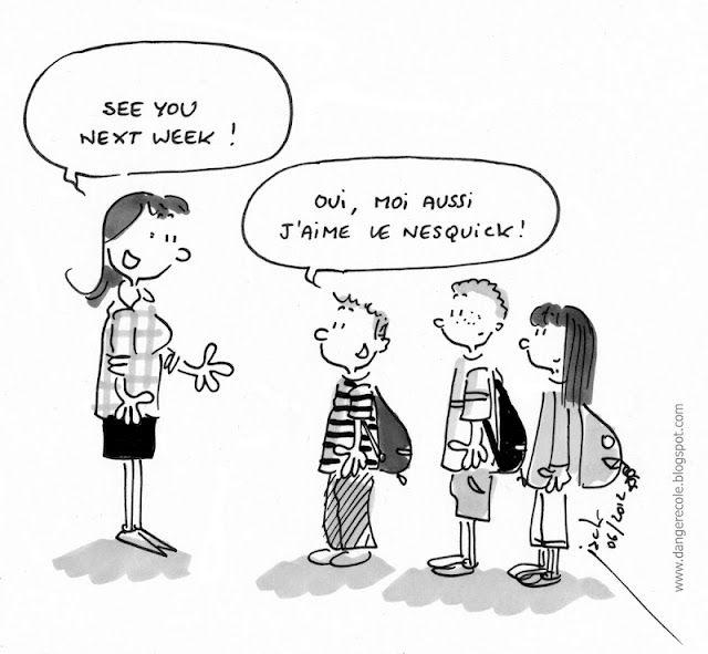 Enseigner l'anglais en Lozère à l'école maternelle
