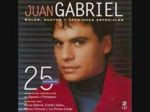 Juan Gabriel - Te Sigo Amando
