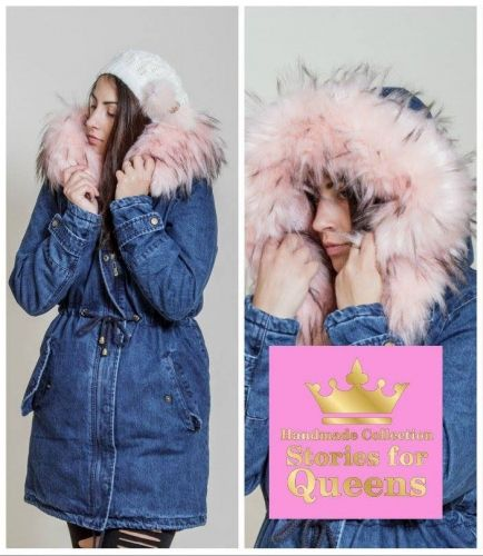 Παρκά με γούνα και γιακά που αφαιρείται.  http://handmadecollectionqueens.com/ενδυματα/μπουφαν/Παρκα-με-γουνα-και-αποσπωμενο-γιακα  #fashion   #parka #women   #jacket   #fur   #clothing   #storiesforqueens