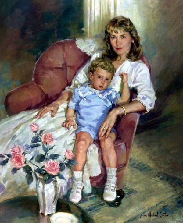 ImpressioniArtistiche: John Michael Carter