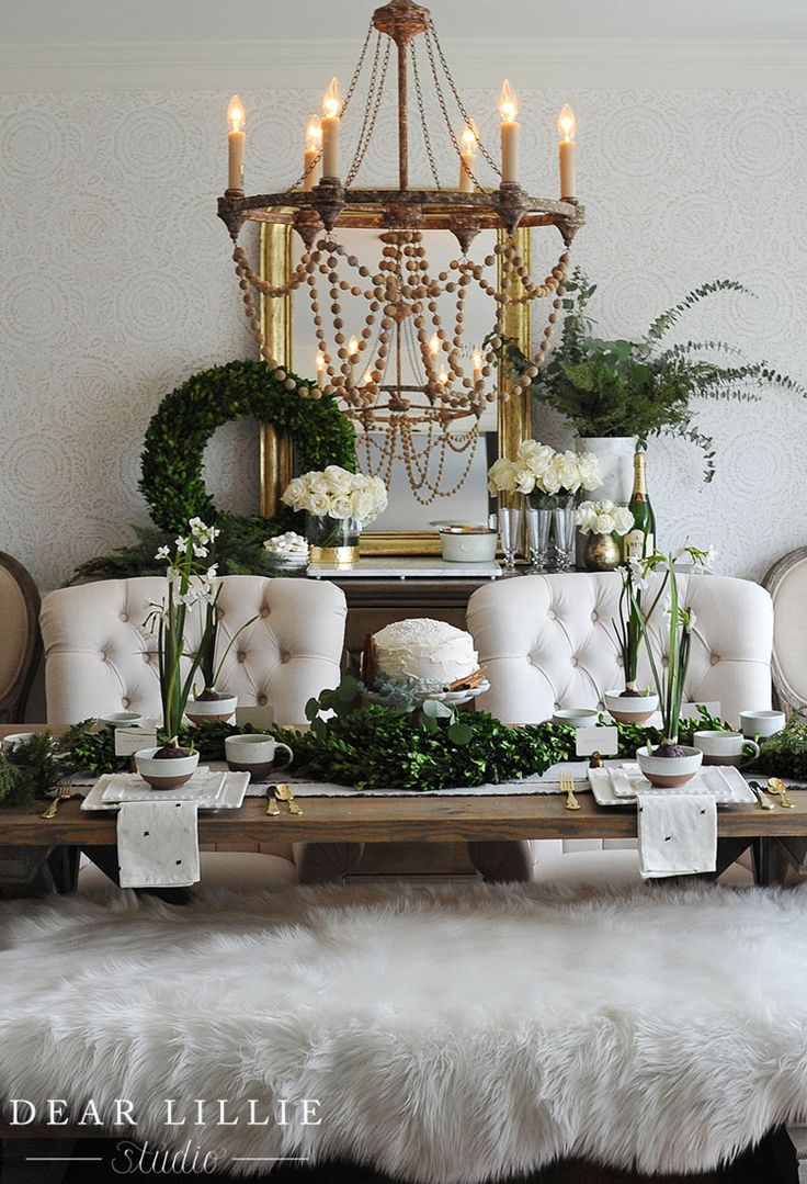 Good morning! I hope you all are having a wonderful week so far. Today we are excited to be joining our blogging friends for the second installment of the Christmas part of the Seasons of Home Series hosted by Kristen from Ella Claire! This week we are all sharing our dining rooms/tablescapes.Read More