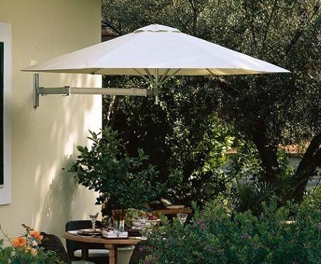 305 melhores imagens sobre terraza jard n piscinas - Sombrilla de terraza ...