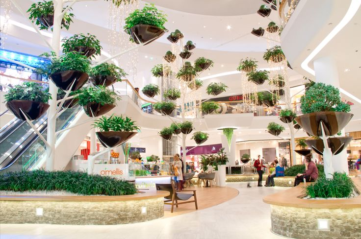 Shopping City Süd. Grootste mall van europa...shop till you drop!