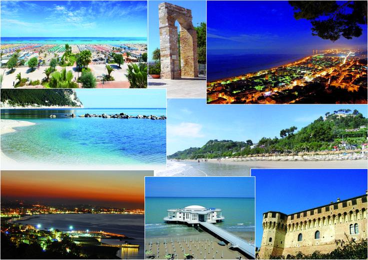 Scegli tra le migliori località balneari delle Marche ...