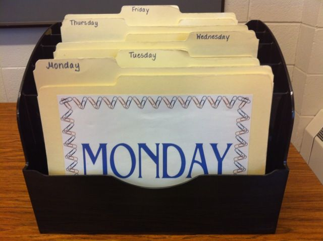 Middle School Math Rules!: Daily Routine from a 7th grade math teacher