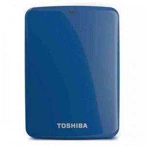 awesome HD Externo Toshiba Canvio Connect 5400rpm 500GB USB 3.0 Black