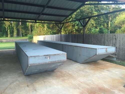 2016 Custom Made Barges / Pontoons House Boat For Sale in Houma - Louisiana Sportsman Classifieds, LA